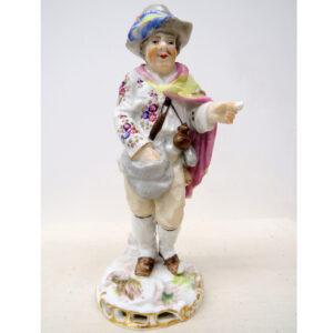 Darby-18 century porcelain figurine