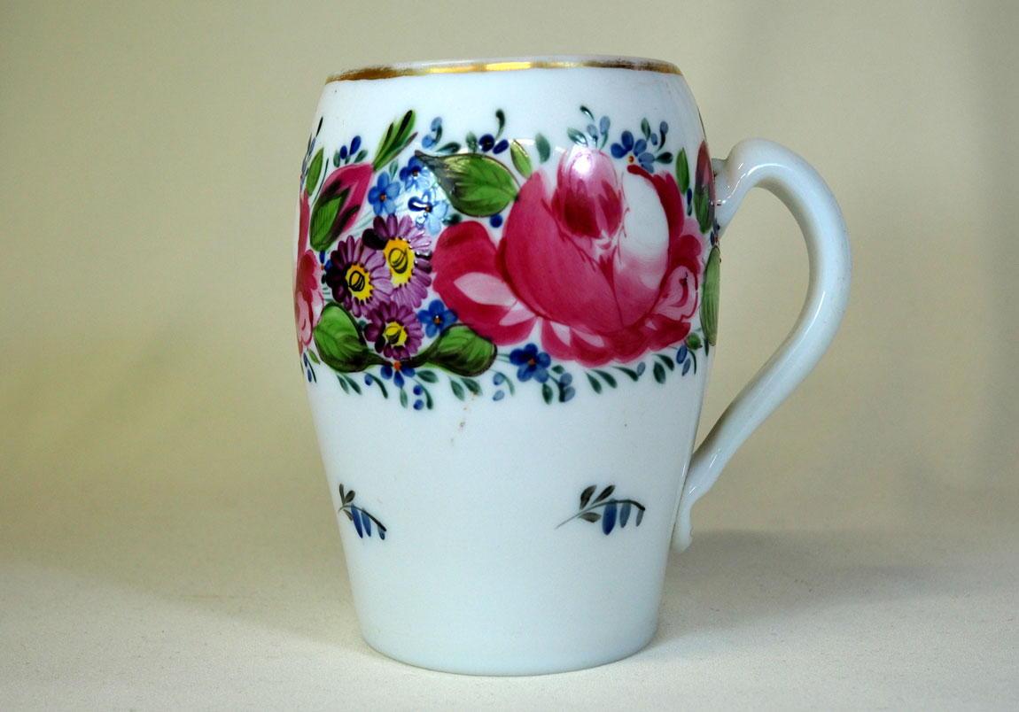 XX19-Century-European-Flowers-Enamel-Cup2-