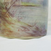 French Painted glass-Gaillaux
