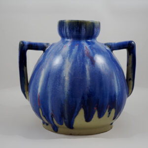 19-Century-Arts&Crafts-Ceramic-heavy-glazed