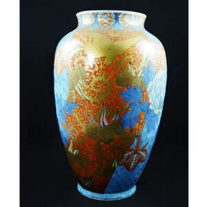 Antique Japanese-Vase