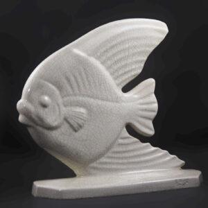 Art-Deco-Glaze-craquelure-Fish-Figurine
